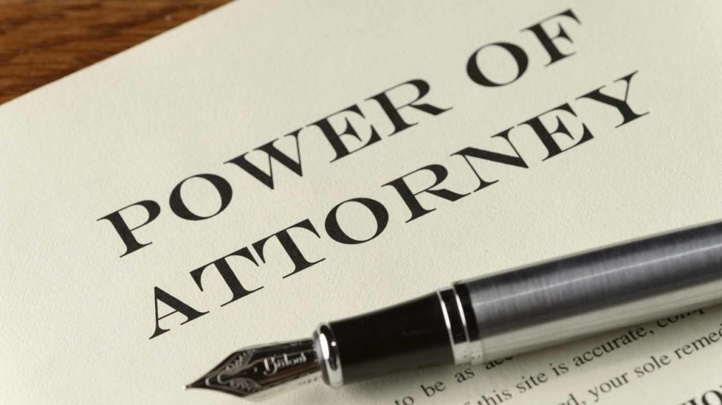 Power of Attorney Simplified