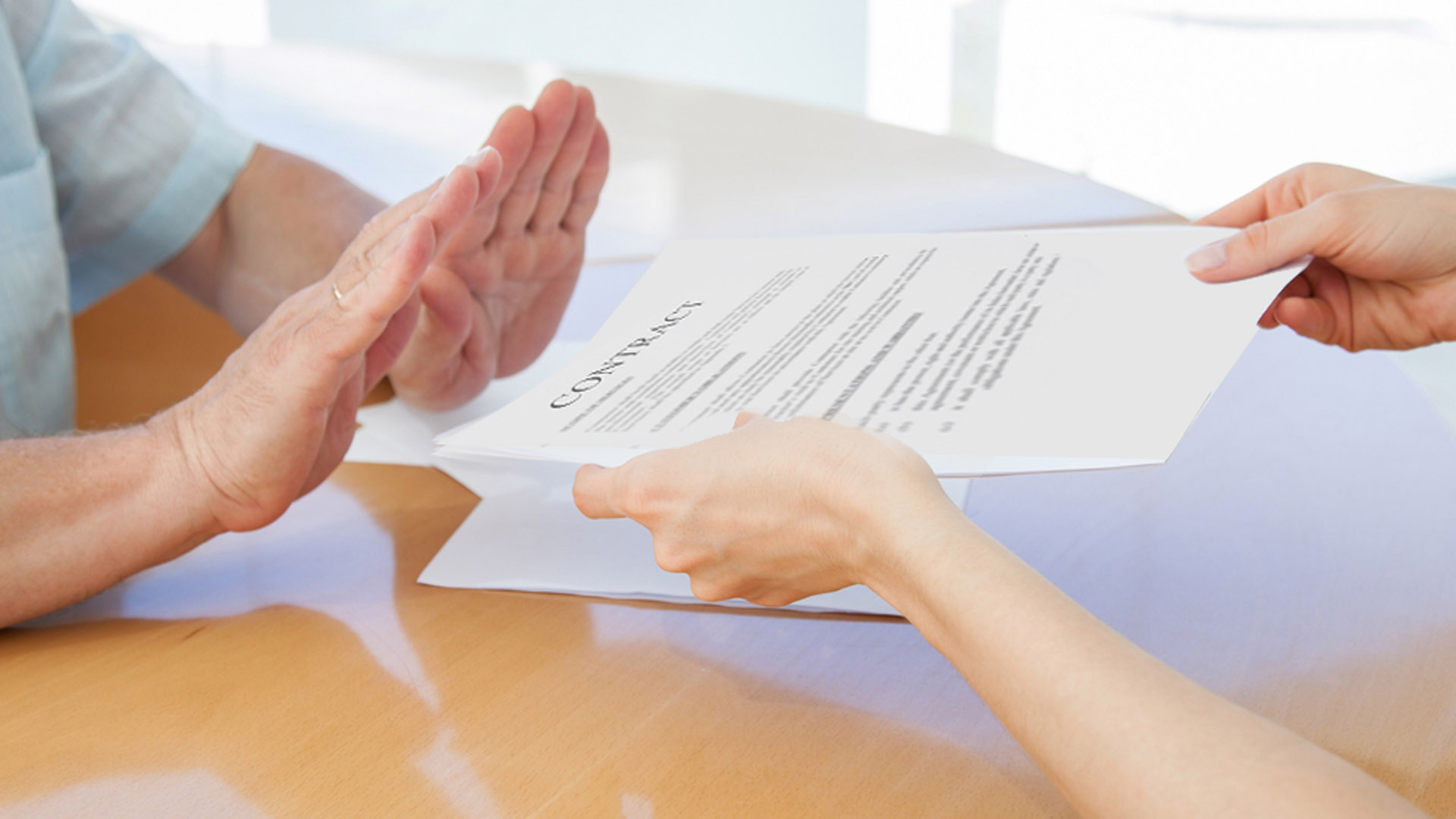 Right of First Refusal clause